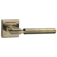 Дверная ручка Punto CITY QL ABG-6 зеленая бронза