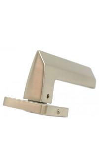 Дверная ручка Safita 150 R40 MSN-CP мат.никель/хром