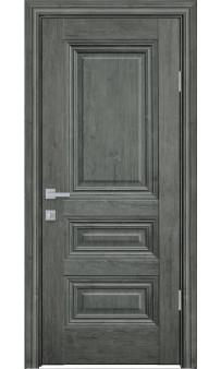 Межкомнатная дверь Камилла глухая ЭкоВуд Новый стиль