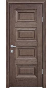 Межкомнатная дверь Тесса глухая ЭкоВуд Новый стиль