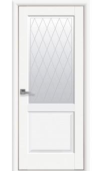 Межкомнатная дверь Эпика Р2 ПП Premium Новый стиль