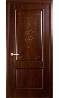 Межкомнатная дверь Вилла глухая ПВХ Новый стиль