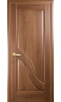 Межкомнатная дверь Амата глухая ПВХ Новый стиль