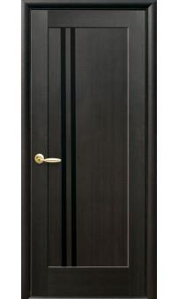 Межкомнатная дверь Делла BLK ПВХ Новый стиль