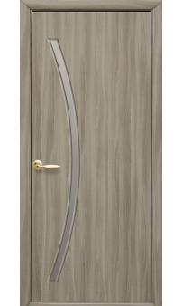 Межкомнатная дверь Дива экошпон Новый стиль