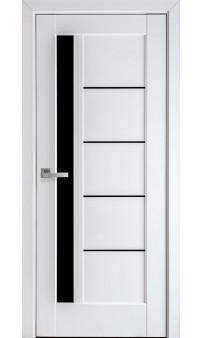 Межкомнатная дверь Грета BLK ПП Premium Новый стиль