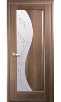 Межкомнатная дверь Эскада Р2 ПВХ Новый стиль