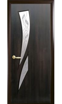 Межкомнатная дверь Камея Р3 ПВХ Новый стиль