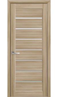 Межкомнатная дверь Леона экошпон Новый стиль