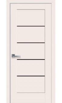 Межкомнатная дверь Мира BLK ПП Premium Новый стиль