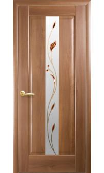 Межкомнатная дверь Премьера Р1 ПВХ Новый стиль
