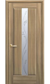 Межкомнатная дверь Премьера Р2 ПВХ Новый стиль