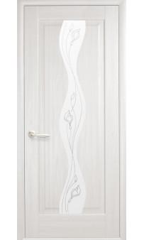 Межкомнатная дверь Волна Р2 ПВХ Новый стиль