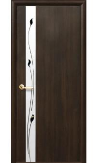 Межкомнатная дверь Злата ПВХ Новый стиль