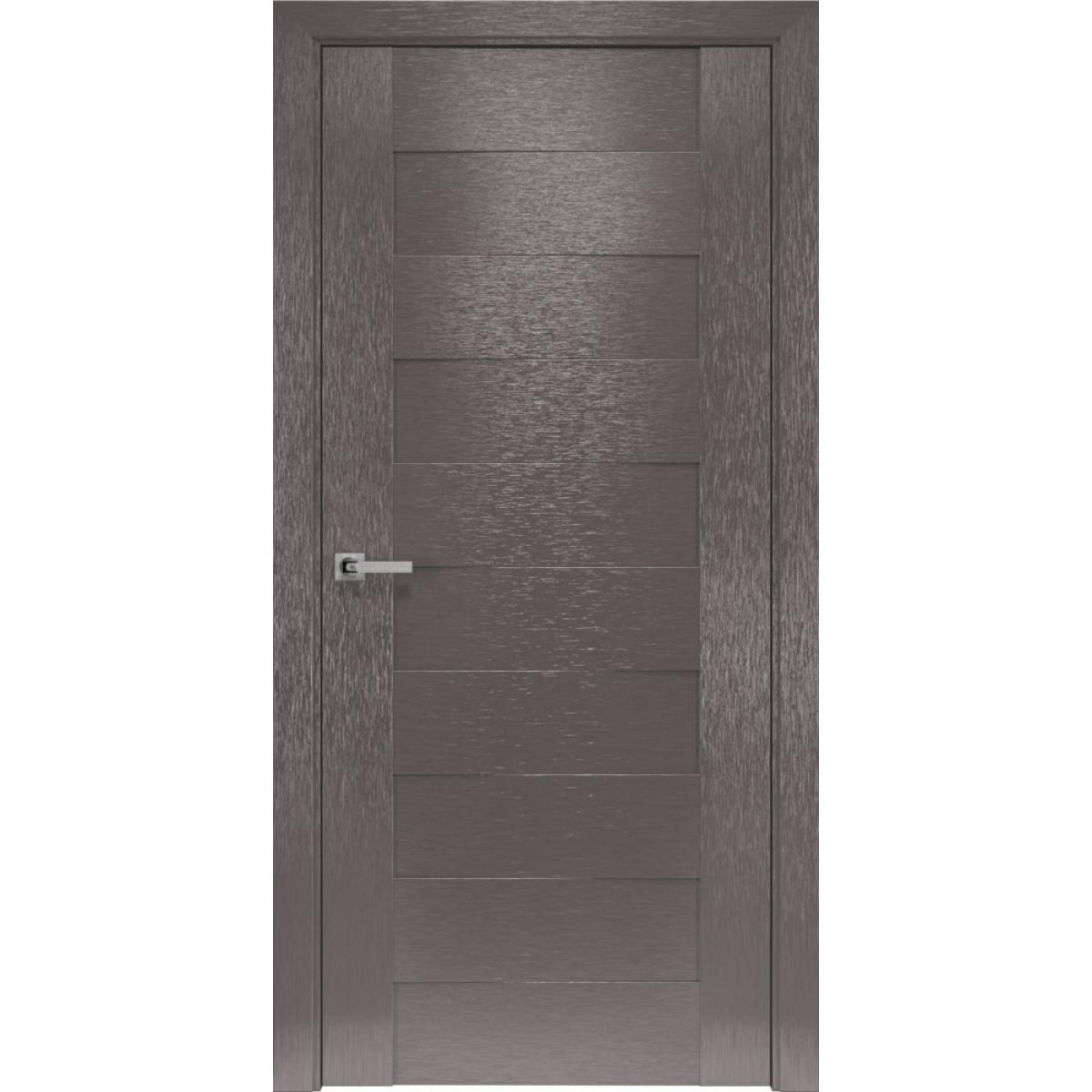 Межкомнатная дверь Мюнхен ПВХ Шолк Новый стиль