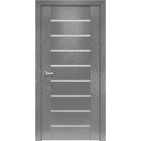 Межкомнатная дверь Парма BLK  ПВХ Шолк Новый стиль