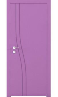 Межкомнатная дверь Cortes Prima фрезеровка 7 Rodos