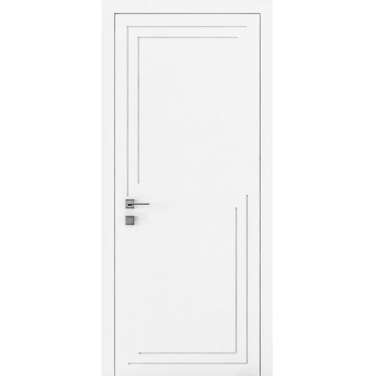 Межкомнатная дверь Cortes Prima фрезеровка 27 Rodos
