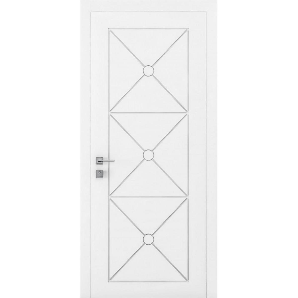 Межкомнатная дверь Cortes Prima фрезеровка 29 Rodos