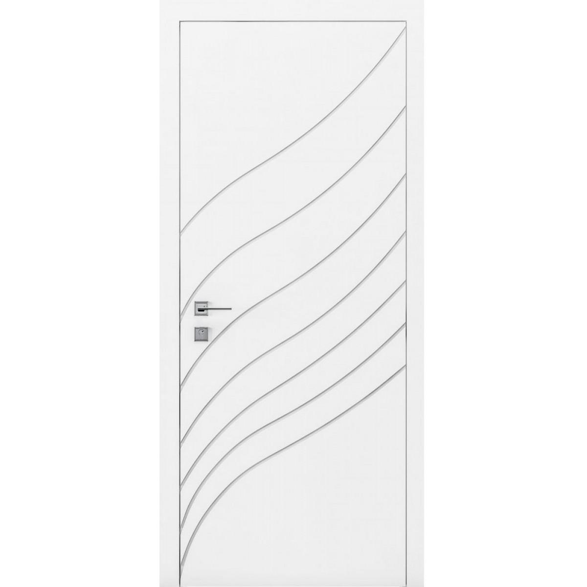 Межкомнатная дверь Cortes Prima фрезеровка 30 Rodos