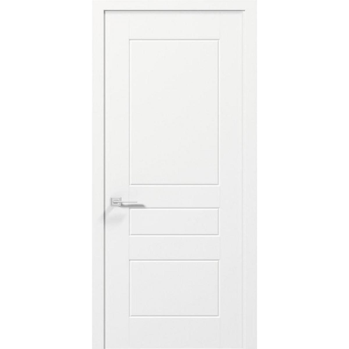 Межкомнатная дверь Cortes Salsa белый мат Rodos
