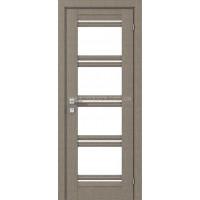 Межкомнатная дверь Fresca Angela со стеклом Rodos