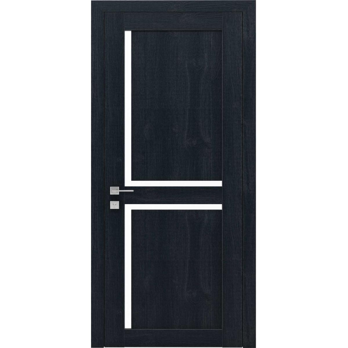 Межкомнатная дверь Modern Scandi полустекло Rodos