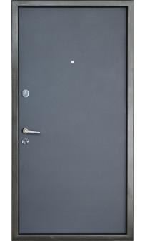 Входная дверь BEREZ Standart Andora антрацит