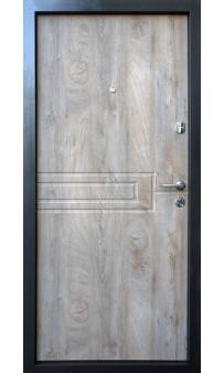 Входная дверь QDOORS Премиум Сиена спил сосны