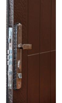 Входная дверь Эк. 09 супер эконом молоток (сота) (40mm)