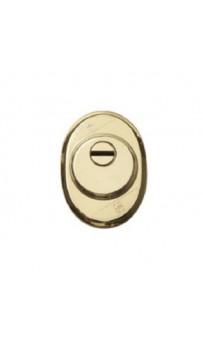 Mottura Art. 9411606P Броненакладка Defender д.50мм, золото