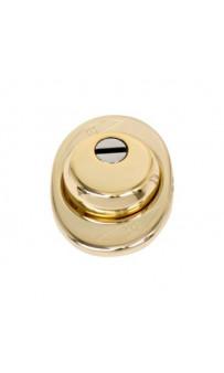 Mottura Art. 9411616P Броненакладка Defender д.50мм, золото