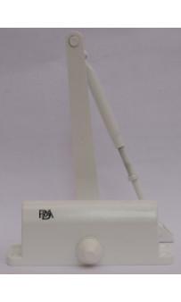 Дверной доводчик RDA B3W белый