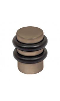 Дверной стопор Colombo Design CD 412 матовый никель