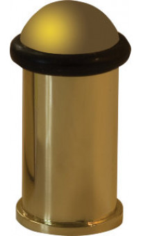Дверной стопор RDA 1568 (Е-325) PB полированная латунь