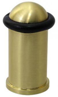 Дверной стопор RDA 1568 (Е-325) SB матовая латунь