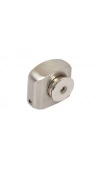 Дверной стопор магнитный RDA DS006 матовый никель