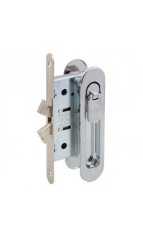 AGB Art. B029235006 KIT C Ручка на раздв дверь+механизм вж никель