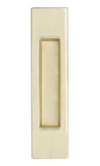 Ручка на раздвижные двери RDA SL-152 SB матовая латунь