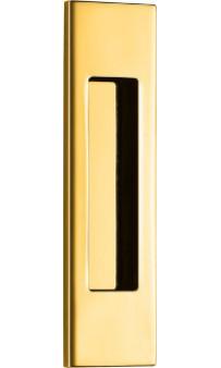 Ручка на раздвижные двери Colombo Design ID 411 полированная латунь