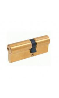 Цилиндр Mgserrature 31/35 = 66mm кл/кл латунь 5 ключей
