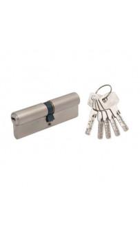 Цилиндр Mgserrature 31/35 = 66mm кл/кл мат никель 5 ключей