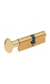 Цилиндр Mgserrature 35/31 = 66mm кл/шток L 14mm латунь 5 ключей