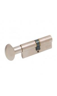 Цилиндр Mgserrature 35/31 = 66mm кл/шток L 14mm мат никель     5 ключей