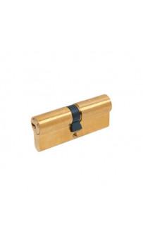 Цилиндр Mgserrature 35/35 = 70mm кл/кл латунь 5 ключей