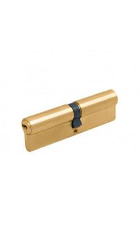 Цилиндр Mgserrature 45/45 = 90mm кл/кл латунь 5 ключей
