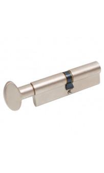 Цилиндр Mgserrature 51/51P = 102mm кл/ручка мат никель     5 ключей