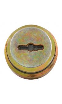 Броненакладка сувальдная Securemme, серебро