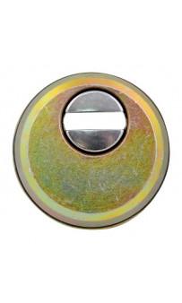 Броненакладка под цилиндр Securemme, серебро