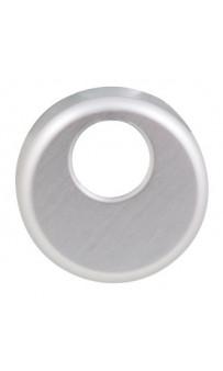 Декоративный колпачок под цилиндровую броненакладку Securemme, серебро